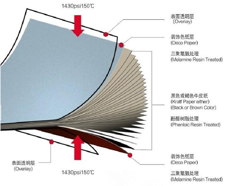 coolee hpl laminate sheet 16mm for builder Coolee-1
