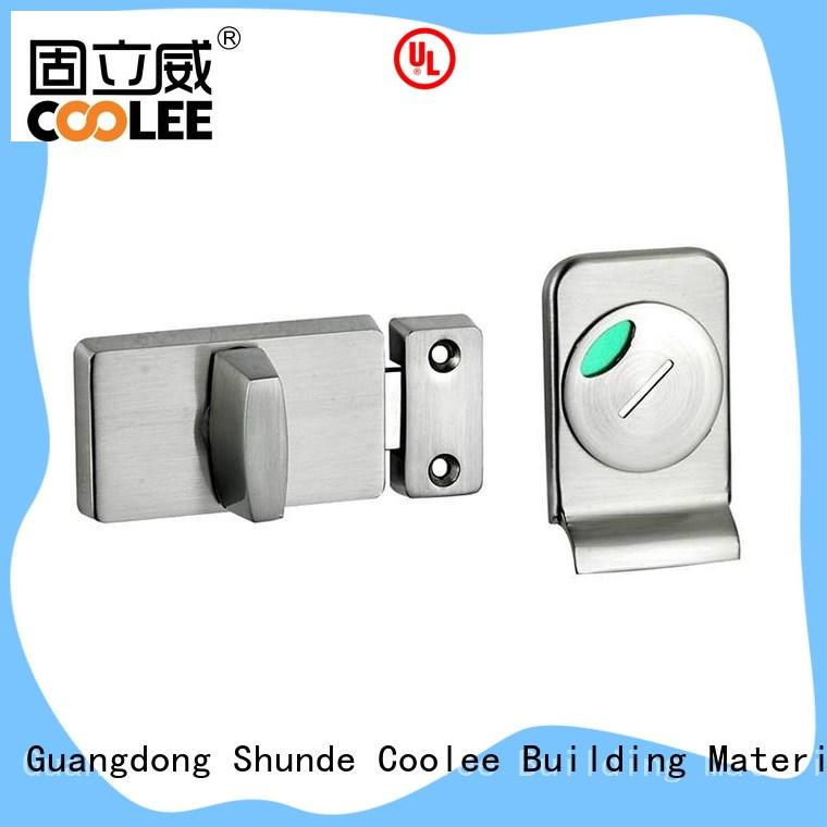 Coolee cl4073 toilet cubicle accessories marketing for gym club