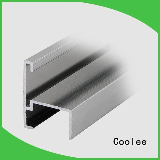 Coolee coolee aluminum channel profiles factory price for new building