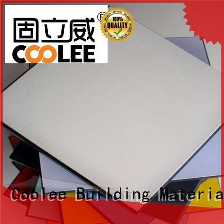 Coolee hpl laminate sheets for manufacturer for new building