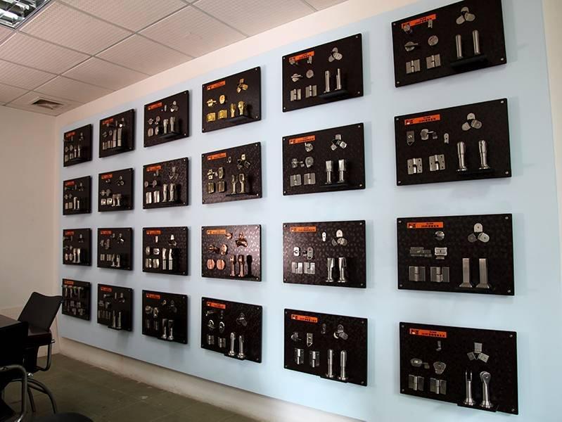 sample display