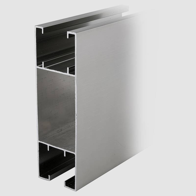 Coolee Coolee C17 Aluminum Profile Shoe Box Foot Box Washroom Toilet Partition Cubicle Fittings Aluminum profiles image2