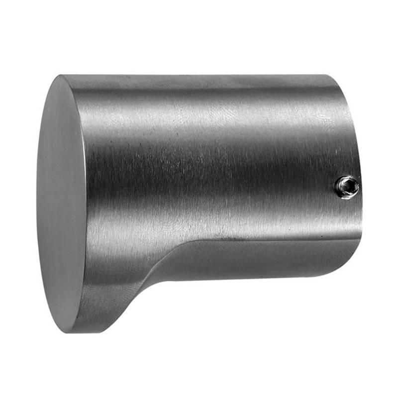 Coolee CL90146B Public Toilet Partition Cubicle Fittings Stainless Steel Door Knobs Handle