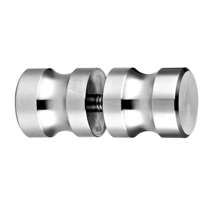 Coolee CL90148S/L Stainless Steel 304 Door Knobs Handle Public Toilet Partition Cubicle Fittings