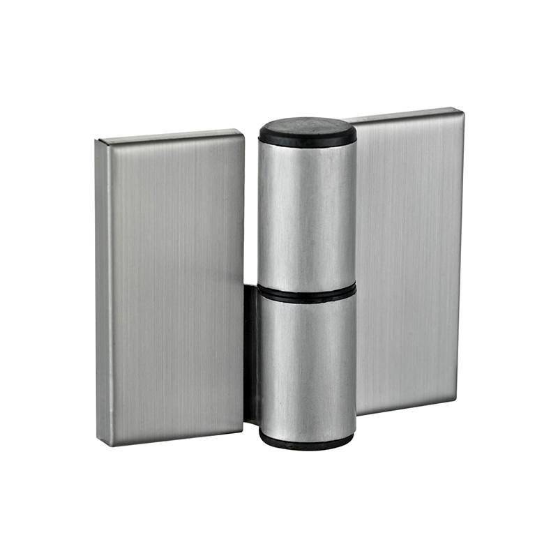 Coolee CL9123l Washroom Partition Hardware Cubicle Fittings Stainless Steel 304 Gravity Self-Closing Hinge Screws Invisible