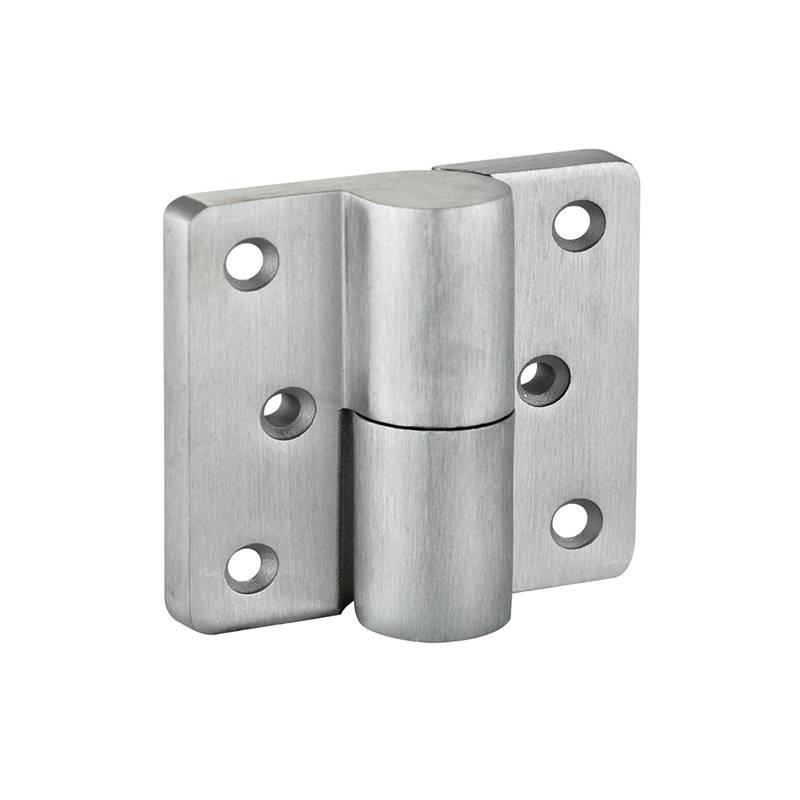 Coolee CL9243 Toilet Hardware Washroom Partition Cubicle Fittings Stainless Steel 304 Gravity Self-Closing Hinge