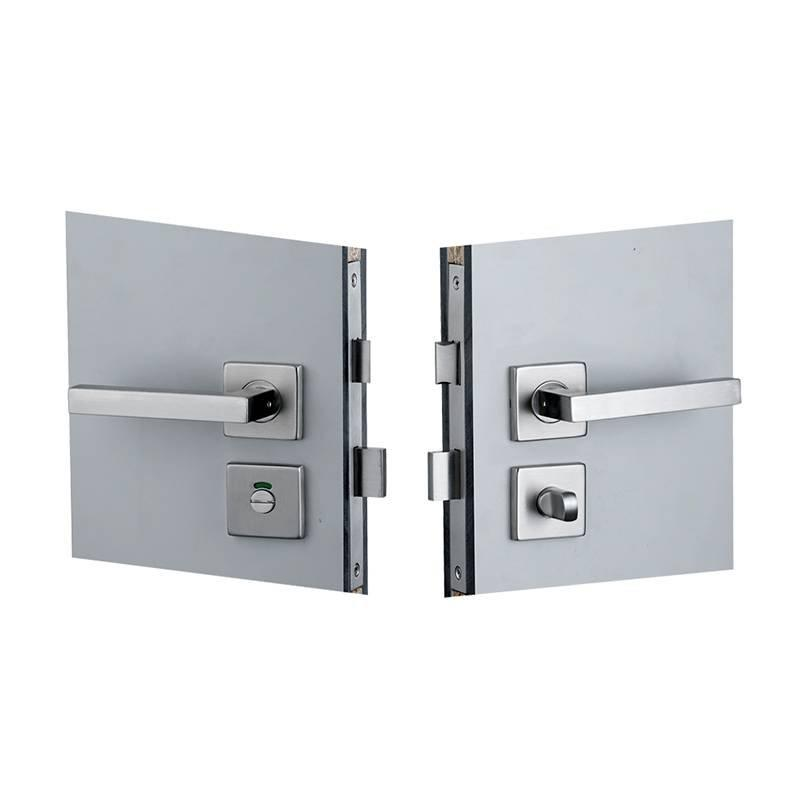 Coolee CL7202 Stainless Steel 304 Toilet Indicator Lock Latch Set Washroom Partition Cubicle Fittings