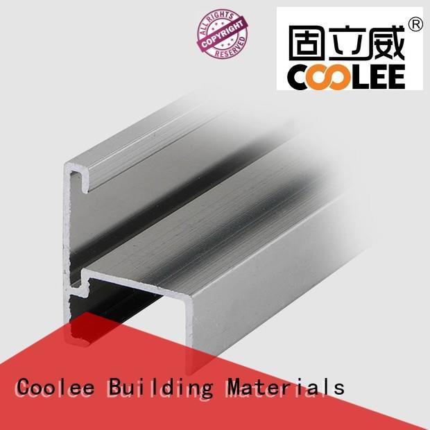 fashionable design aluminium box wholesale for contractor