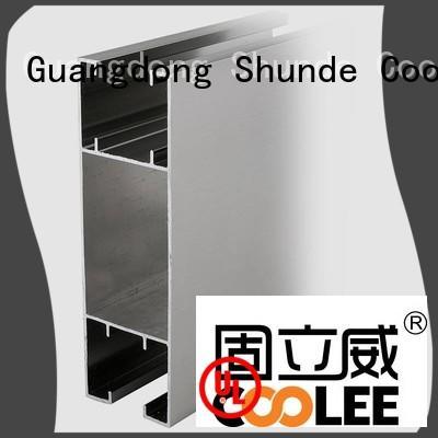 toilet aluminum extrusion profiles catalog rubber for builder Coolee