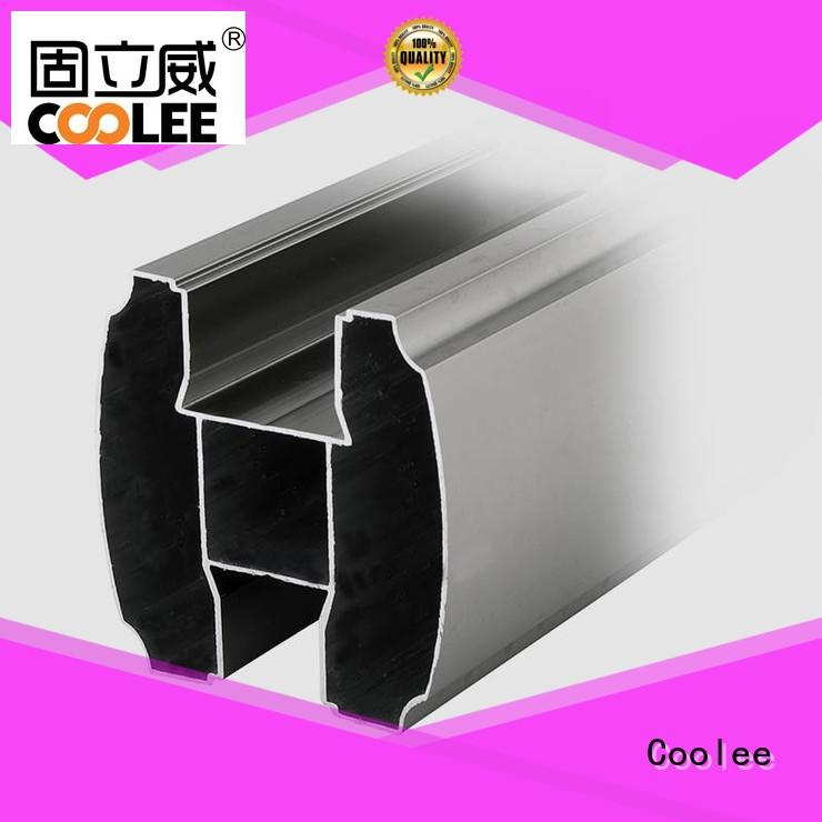 elegant aluminum channel profile wholesale for new building