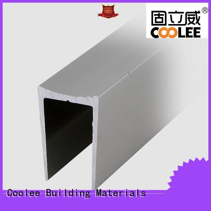 elegant aluminium profile headrail in china for contractor