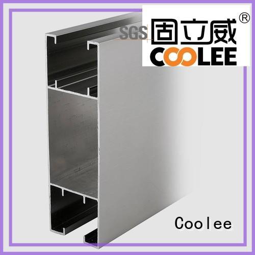 Coolee C17 Aluminum Profile Shoe Box Foot Box Washroom Toilet Partition Cubicle Fittings