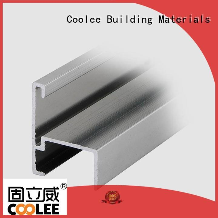 fashionable design aluminum channel c01a marketing for replacement