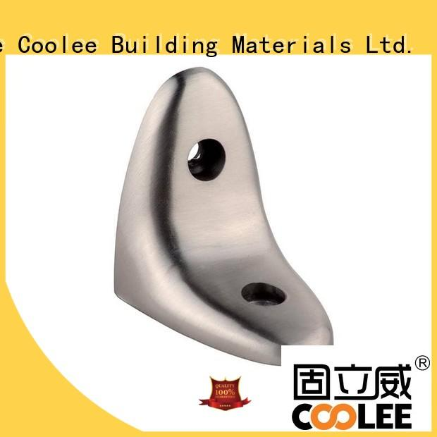 Coolee partition partition door hardware overseas market for shopping mall