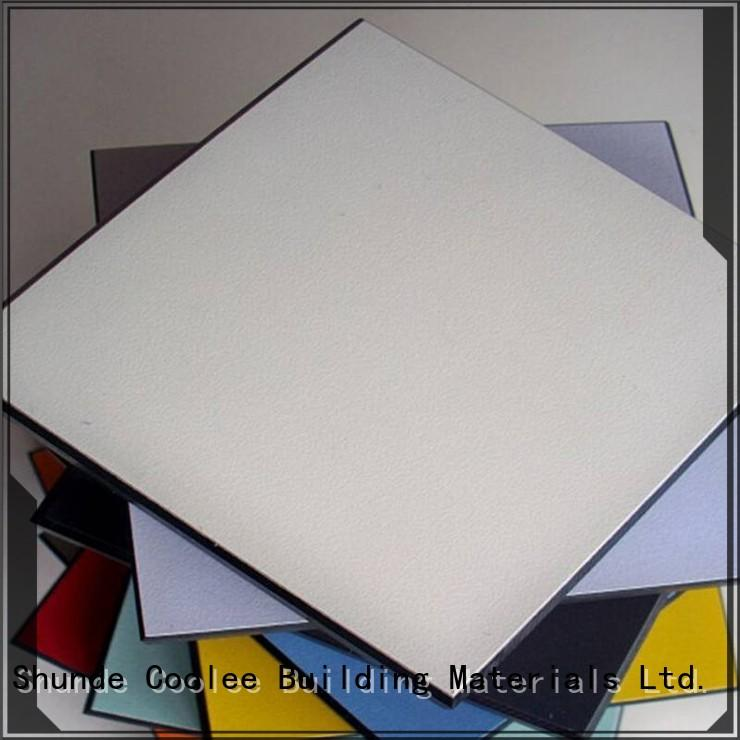 coolee high pressure laminate sheet 12mm for builder Coolee