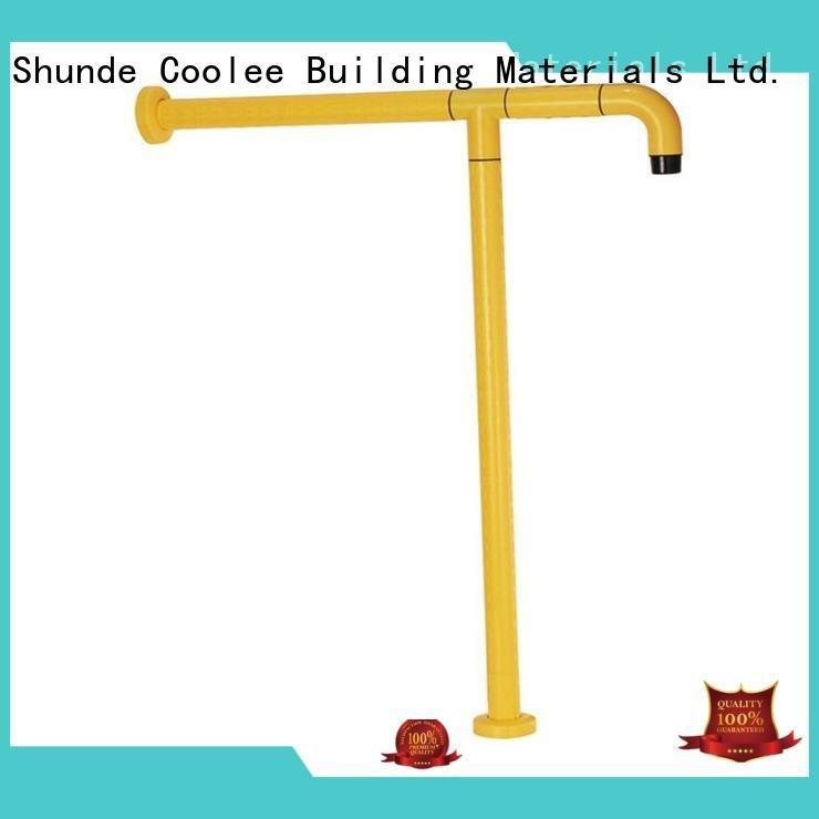 Coolee steel bench or aluminium bar handrails