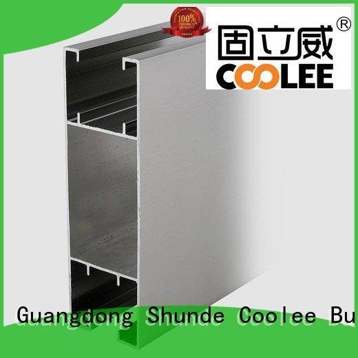 foot elimination profile aluminium profile Coolee