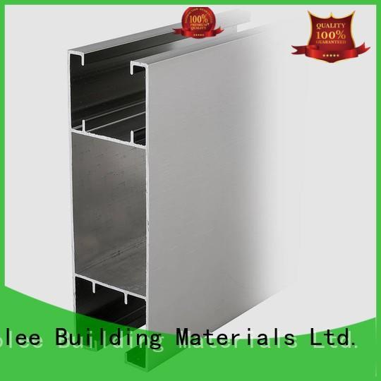 Coolee edge item aluminium profile wholesale for contractor