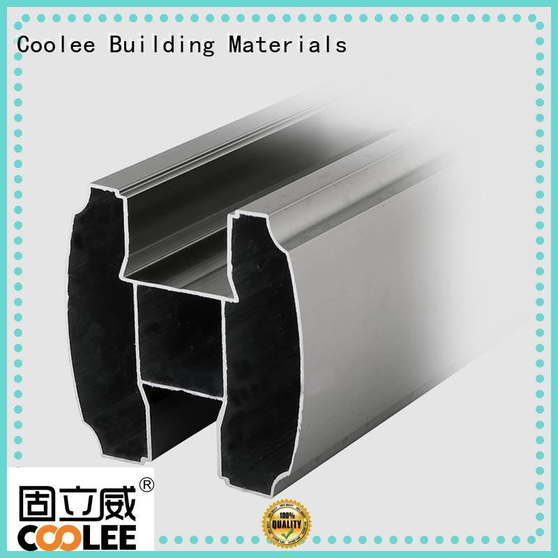 elegant aluminium channel profiles c17 overseas market for contractor