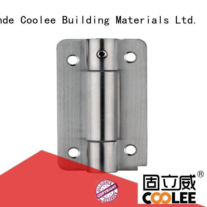 Coolee water proof stall door hardware wholesale for office building