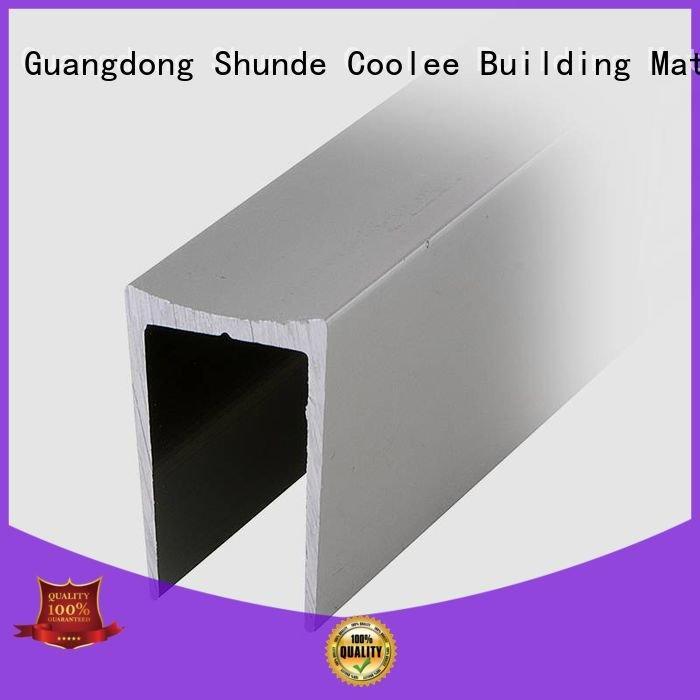 aluminium profile catalog channel aluminium profile Coolee