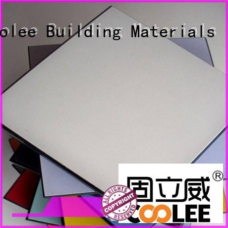 Coolee impact resistance laminate board suppliers factory price for new building