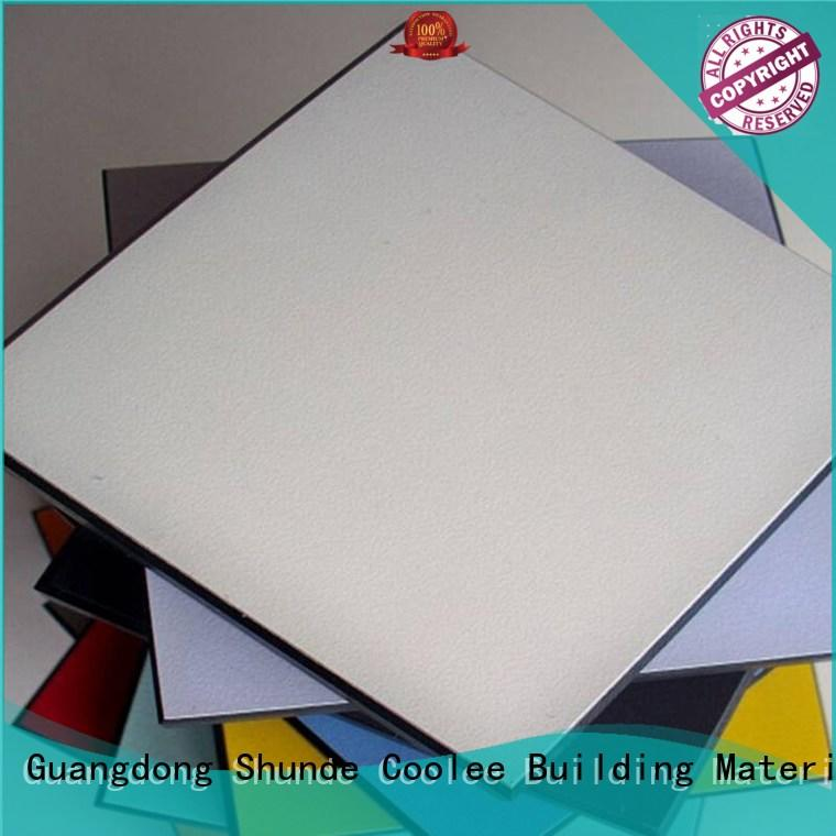 Wholesale thickness toilet partition panels Coolee Brand