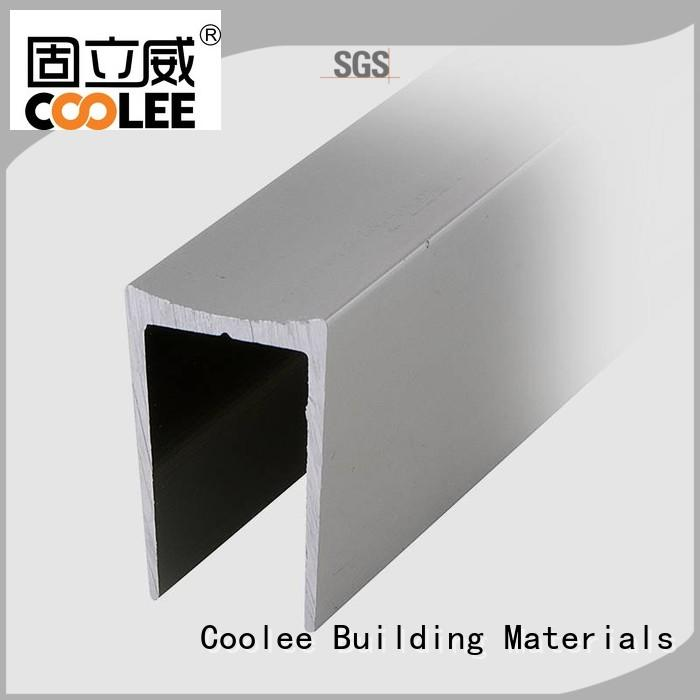 washroom aluminium profile manufacturers dropshipping for new building Coolee