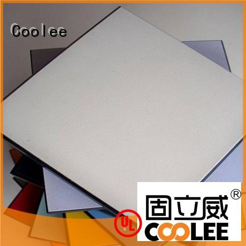 Coolee water proof hpl panels dropshipping for builder
