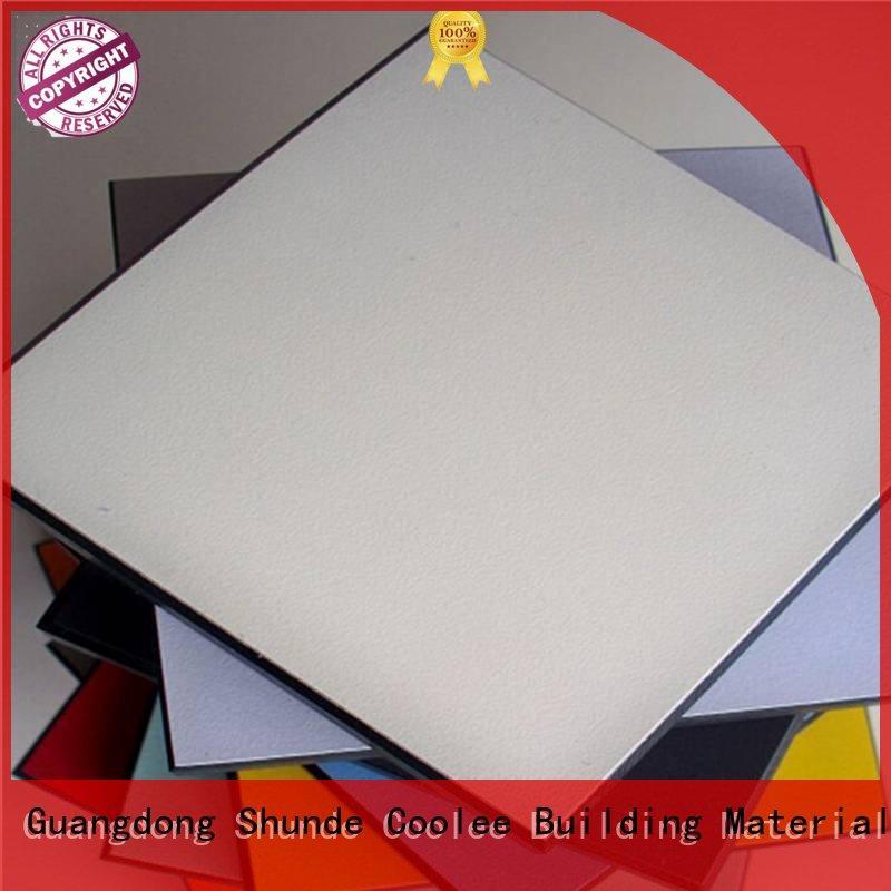 Wholesale hpl toilet partition panels Coolee Brand