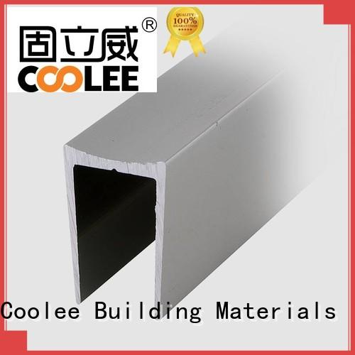 Coolee c14 aluminium profile marketing for contractor
