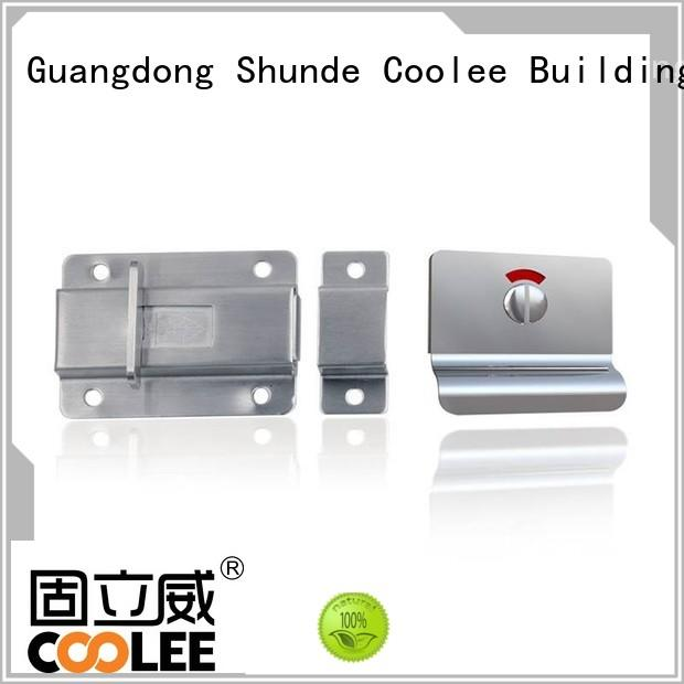 Coolee cl6041 partition door hardware for manufacturer for gym club