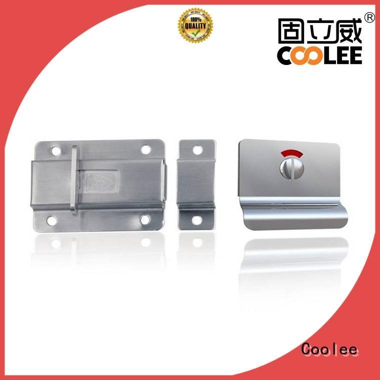 Coolee handle public toilet door locks in china for school