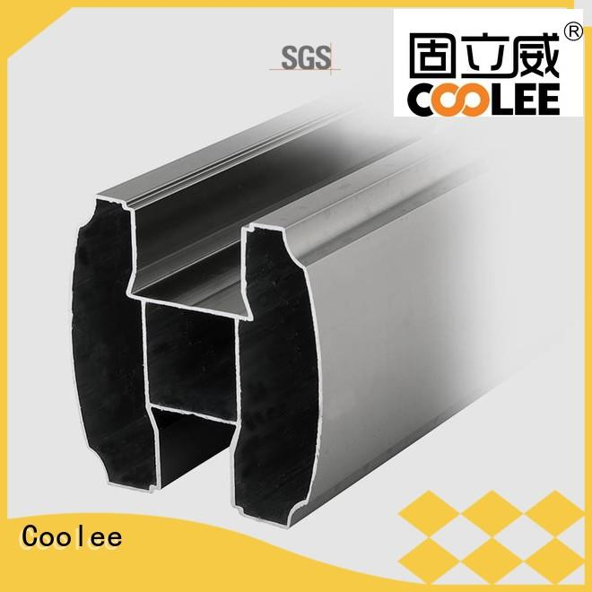 fashionable design item aluminium profile in china for builder Coolee