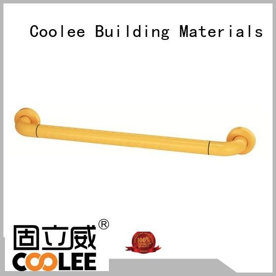 handicapped stainless steel handrail in china for contractor Coolee