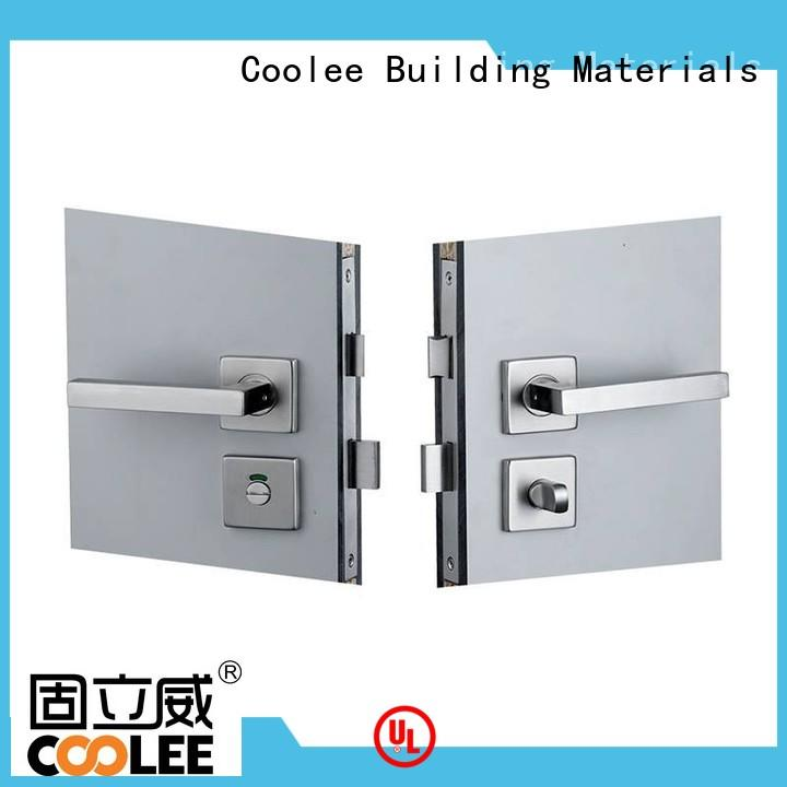 Coolee impact resistance locking hinge for manufacturer for shopping mall