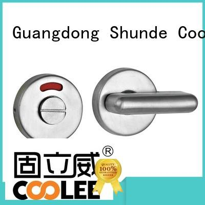 Coolee cubi toilet cubicle accessories overseas market for school
