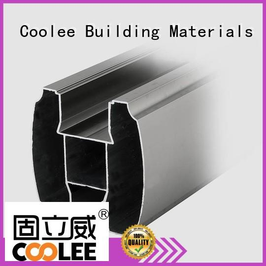 Coolee cubicle aluminium profile manufacturers wholesale for replacement