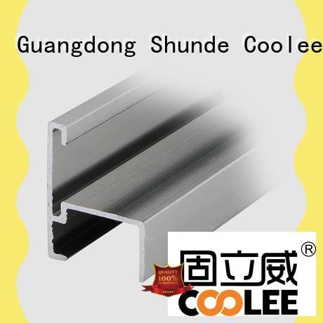 Coolee coolee aluminium profile suppliers for manufacturer for contractor