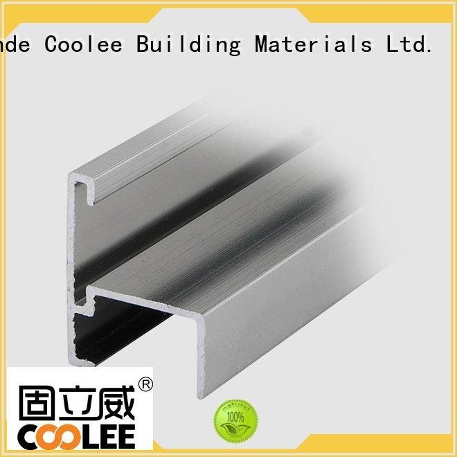 aluminium profile catalog door Warranty